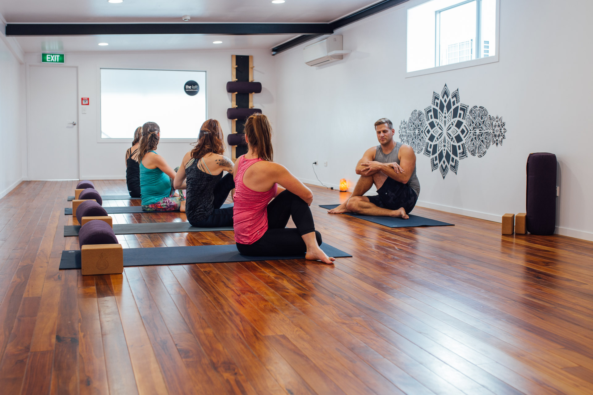 Yoga Whangarei Central - The Loft Studio